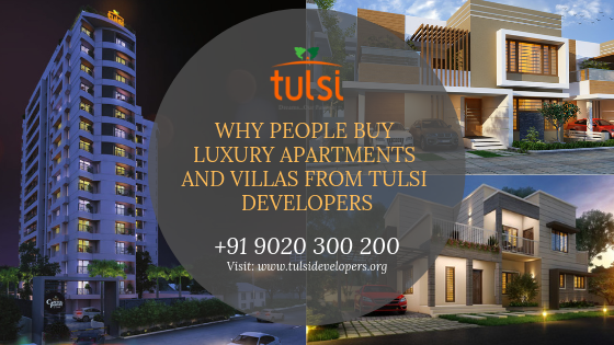flats and villas in kochi