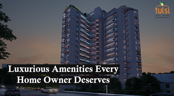 Amenities to Have in Your Dream Home